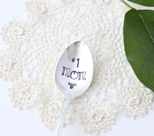 Spoon just for Mom