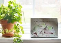 Frog Friends - Ready to Hang Plaques