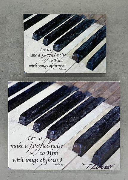 Piano Keys - Magnet and Deluxe Magnet
