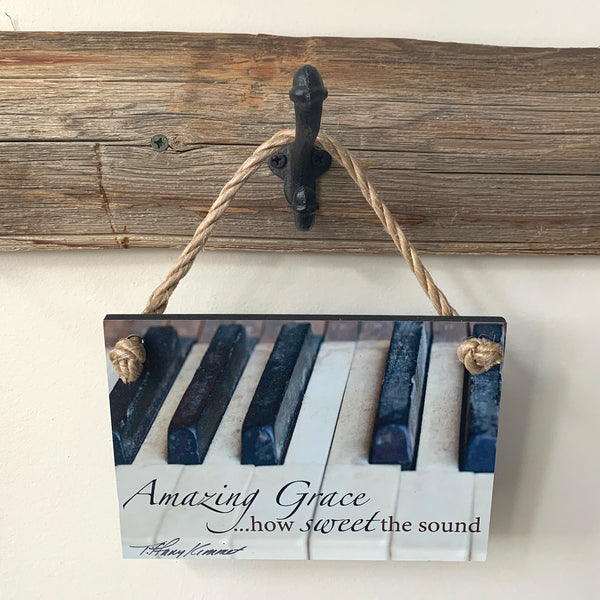 Amazing Grace - Ropes