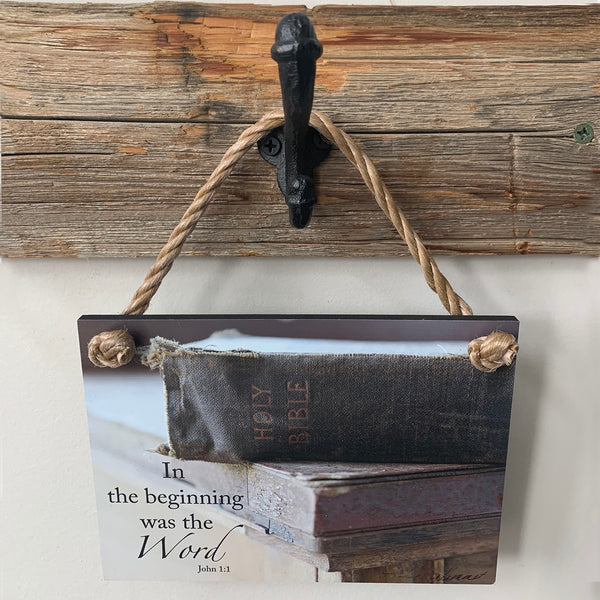 The Word - Bible - Ropes