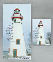 Marblehead Lighthouse - Magnet and Deluxe Magnet
