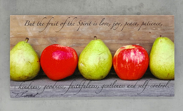 Fruit of the Spirit  - Deluxe Magnets