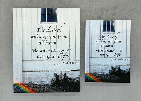 God's Promise - Magnet and Deluxe Magnet