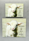 William the Lamb - Magnet and Deluxe Magnet