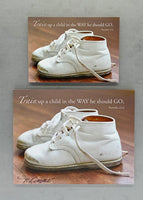 Baby Shoes - Magnet and Deluxe Magnet