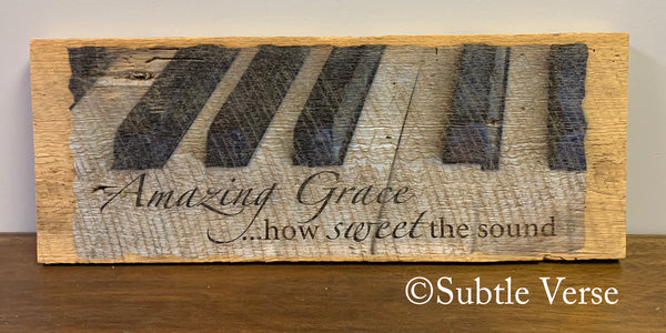Close Out - Amazing Grace Board 4