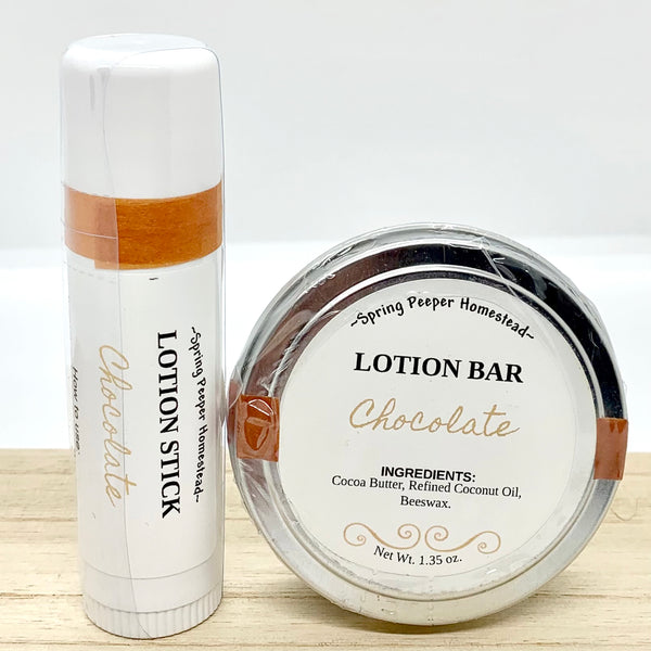 Chocolate Lotion
