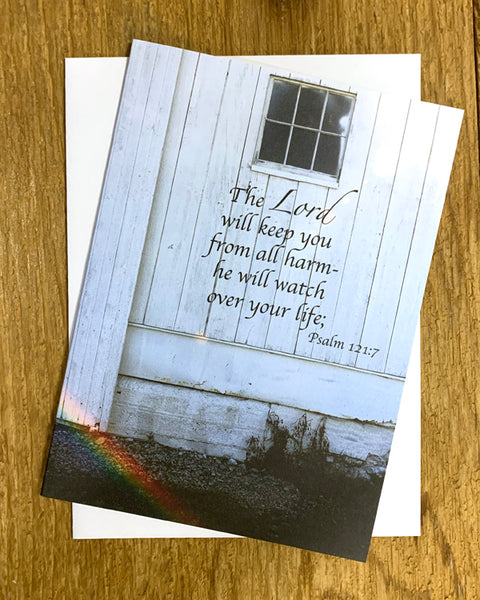 God's Promise - Notecard
