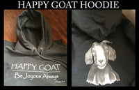 Close Out - Happy Goat Tee - Hoodies