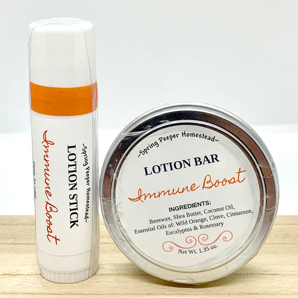 Immune Boost Lotion