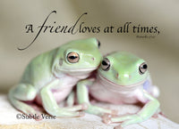 Frog Friends - Magnet and Deluxe Magnet