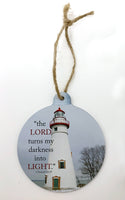 Marblehead Lighthouse Ornament