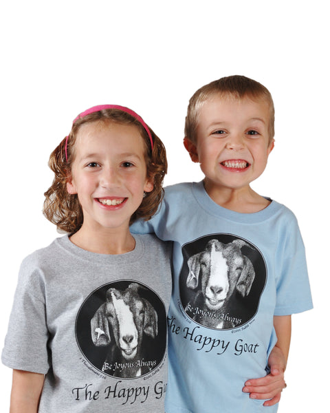 Close Out Happy Goat Kids Tees