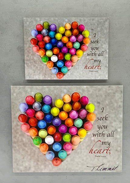 Crayons - Magnet and Deluxe Magnet