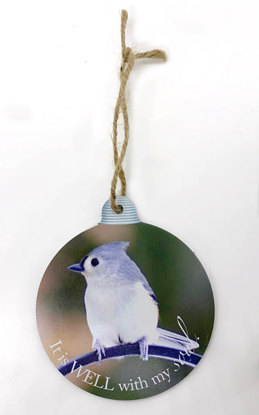 Little Bird Ornament