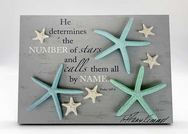 Oops! Stars - Ready to Hang Plaque