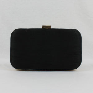 black bag for wedding