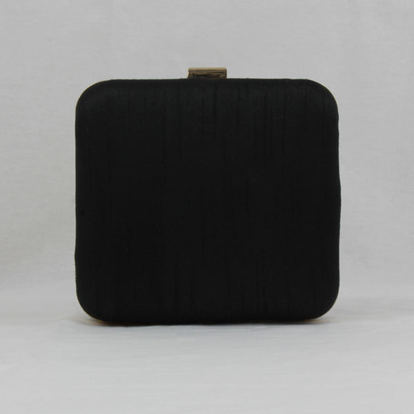 black clutch for wedding