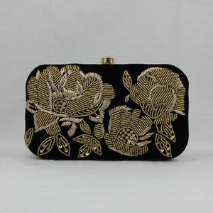 black indian clutch bag canada