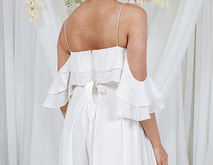 white wedding dress shop online