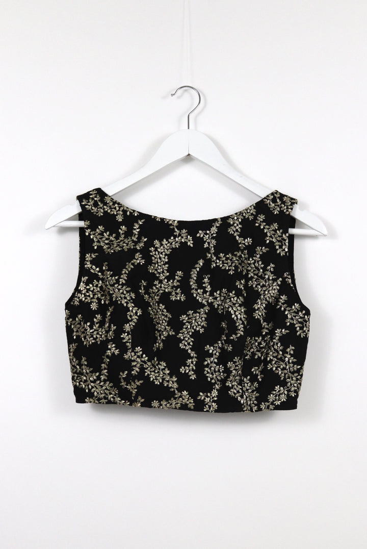 Black Laurel Top