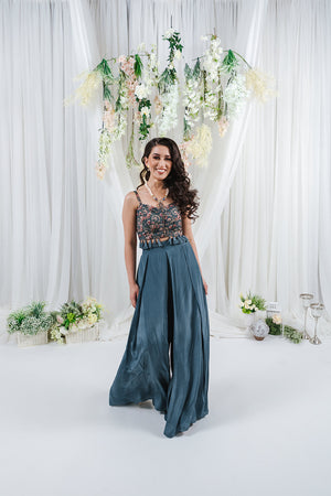 plain trousers for indian wedding