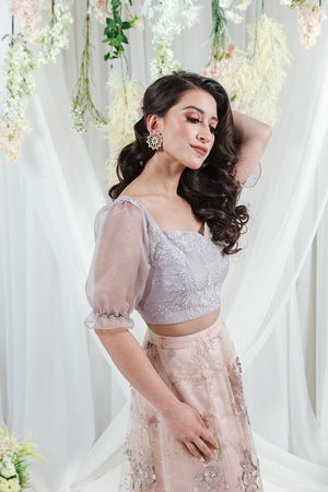 modern top for indian wedding event