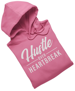 Hustle over Heartbreak Hoodie