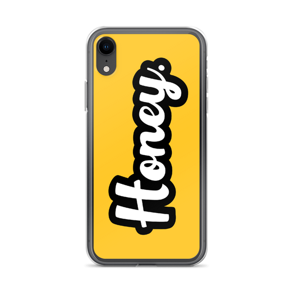 Classic Honey iPhone Case