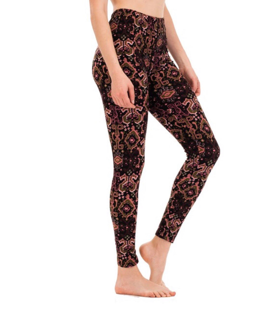 Down To Earth Leggings