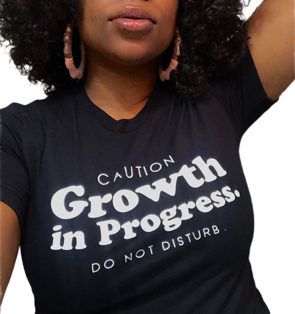 Growth In Progress Bella Tee