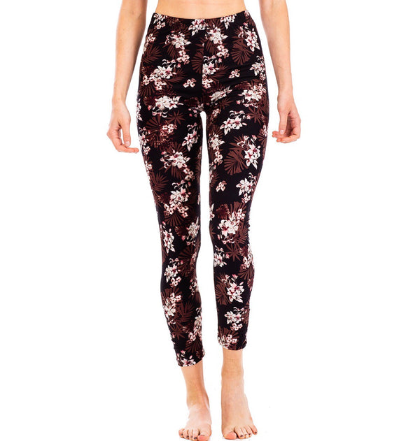 Tropical Chic Leggings