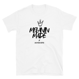 "Adult Softstyle ""Melanin Made"" Tee"