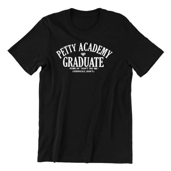 Petty Academy SoftStyle Tee