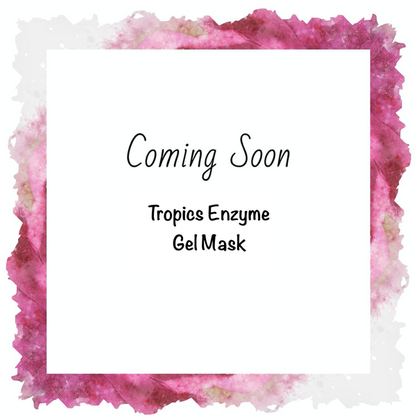 Tropical Enzyme Mask<br/>Gentle Resurfacing<span>+ CBD Support</span>