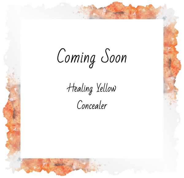 Healing Yellow Concealer<span> + CBD Support</span>