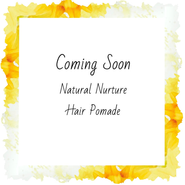 Natural Nurture Hair Pomade + CBD Support