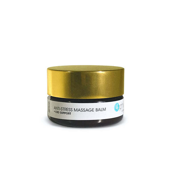 Anti-Stress Massage Balm <span>+ CBD Support</span>