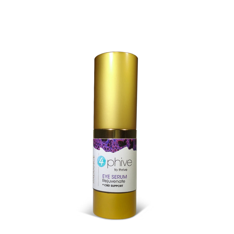 Fortified Radiance<br/>Rejuvenate Eye Serum<span>+ CBD Support (Step 4)</span>