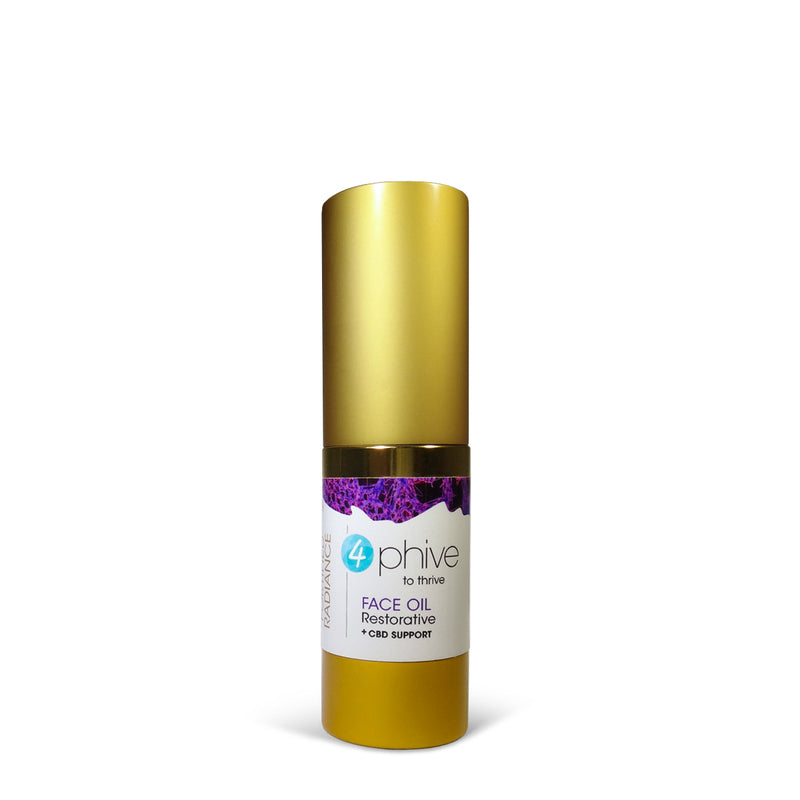 Fortified Radiance<br/>Restorative Face Oil<span>+ CBD Support (Step 3)</span>