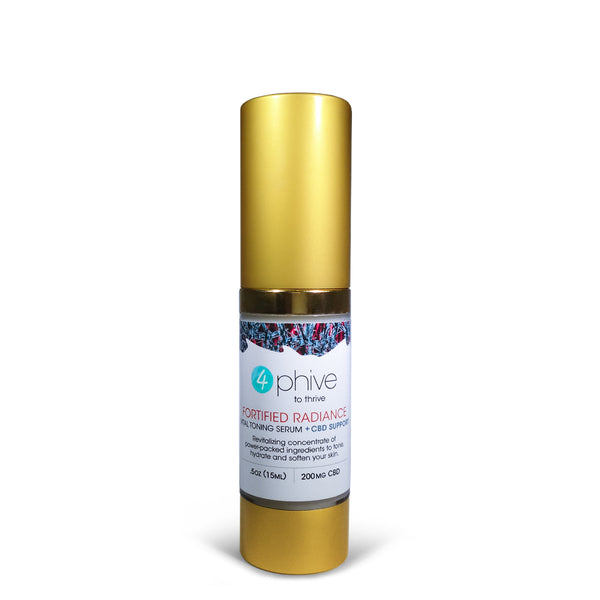 Vital Tone & Firm Serum <span>+ CBD Support</span>