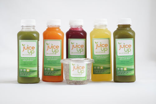 Five Day Juice Cleanse