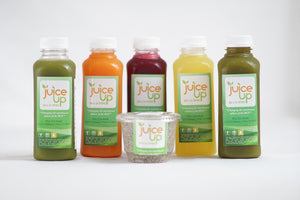 Three Day Juice Cleanse
