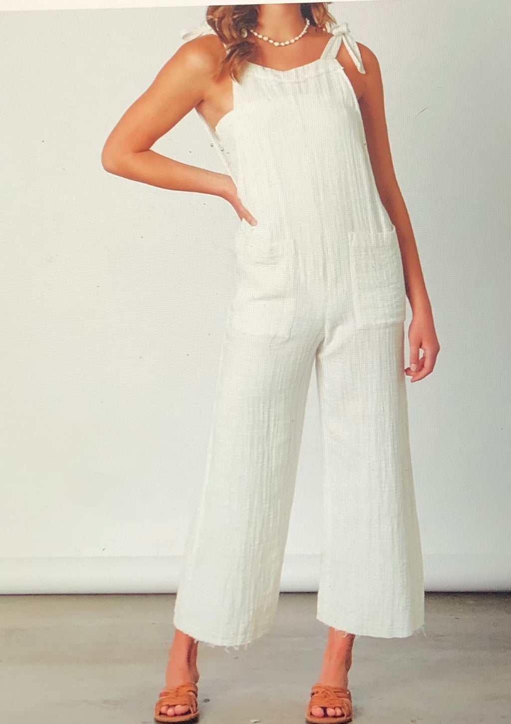 Knot-It Jumpsuit