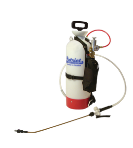 Pump Up Sprayer with CO2 Bottle & Pouch