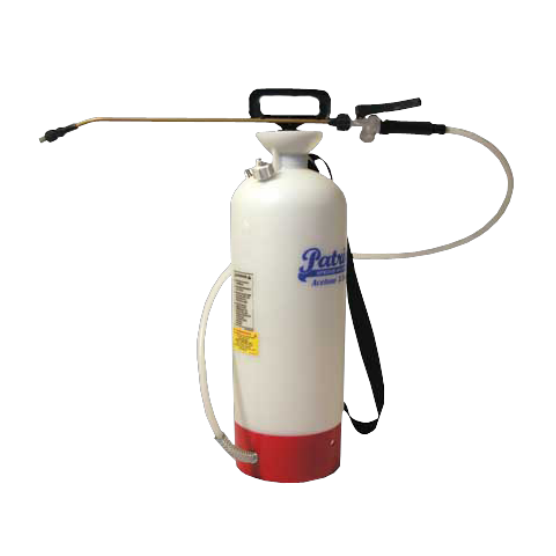 Model 350 - Pump Up Sprayer