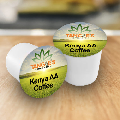 Kenya AA, Single Serve, 12pk K-Cup