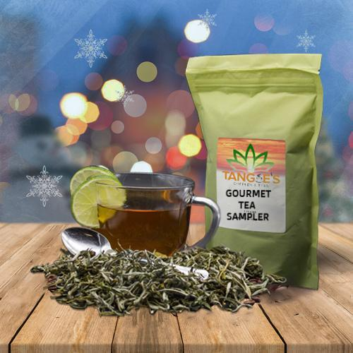 GOURMET TEA SAMPLER PACK