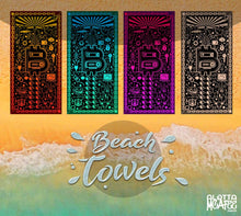 Load image into Gallery viewer, Alotta Beach Towel #1